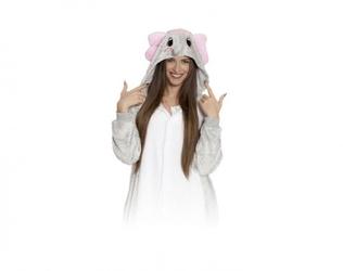 Słoń kigurumi onesie dres piżama kombinezon