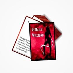 Diablica Wieczoru – Karty z Wyzwaniami