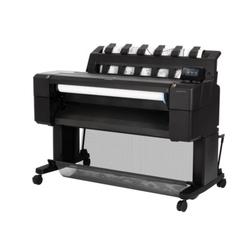 Hp designjet t930 914-mm postscript printer with encrypted hard disk