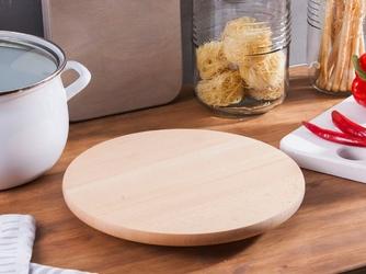 Talerz  deska do pizzy, serów, wędlin obrotowa 35 cm