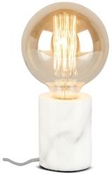Its about romi lampa stołowa athens biała 7,5x10cm athenstw