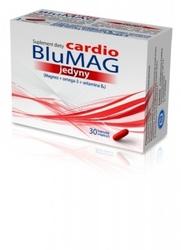 Blumag cardio jedyny 30kaps. miękkie