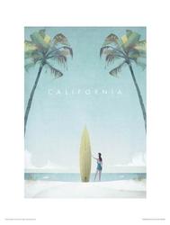 California - reprodukcja