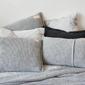Moyha :: poduszka miękka szara