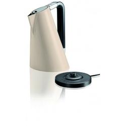 Casa bugatti - vera easy czajnik elektryczny - kremowy - kremowy