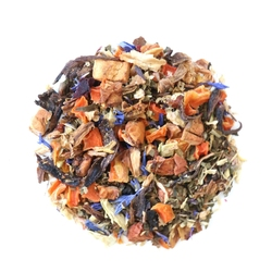 Herbata owocowa o smaku rabarbarowy sorbet 150g