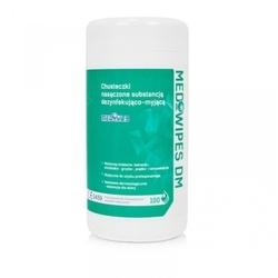 Medilab mediwipes dm chusteczki do dezynfekcji i mycia tuba 100 szt.