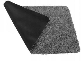 Magiczna wycieraczka do butów magic clean step mat szara