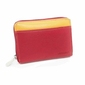 Mały damski portfel valentini colors