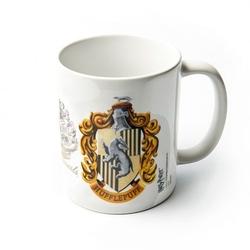 Harry potter hufflepuff crest - kubek