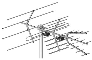 Antena szerokopasmowa 285-1221-60