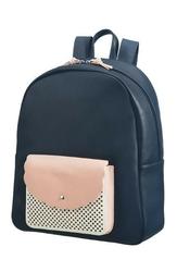 AMERICAN TOURISTER Plecak na laptopa Luna Pop 14.1 granatowo-różowy