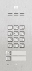 Aco fam-p-2npzsacc panel pod tynk 2-rodzinny czyt. brel. zamek szyfr. - szybka dostawa lub możliwość odbioru w 39 miastach