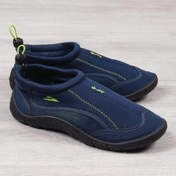 Buty do wody na gumkę granatowe galop - granatowy