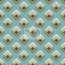 Fototapeta bez szwu kolorowe tło wzór geometryczny