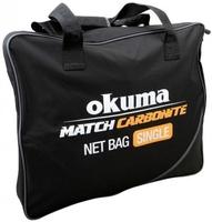 Okuma match carbonite net bag single