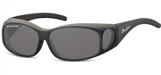 Okulary z polaryzacją hd fit over dla kierowców, nakładane na korekcyjne mfo1c