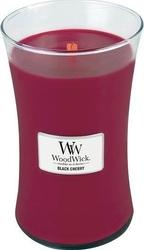 Świeca core woodwick black cherry duża