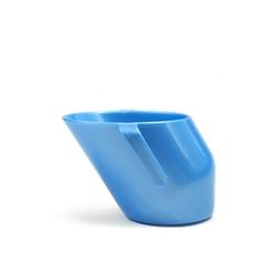 Doidy cup niebieski perłowy - kubeczek ułatwiający picie