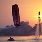 Flyboard - flyboard® z nagraniem - warszawa - 10 minut