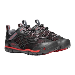 Buty trekkingowe dziecięce keen chandler cnx - czarny