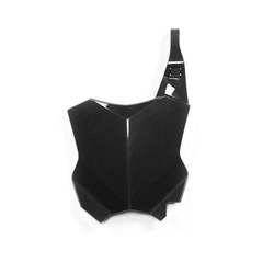 Acerbis kawasaki plastron kxf 450 2016 czarny
