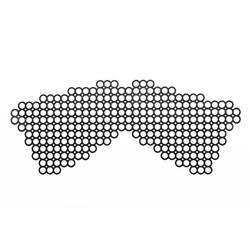 Sexshop - maska przylepiana - bijoux indiscrets eyemask erika - online