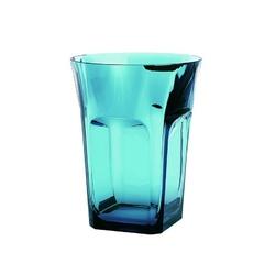 Guzzini - belle epoque - szklanka,niebieska