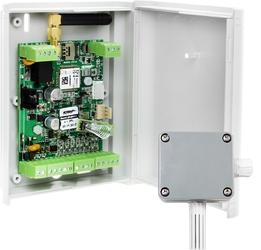 System monitorowania temperatury i wilgotności, -20°c do +80°c, 0-100 rh, czujnik hermetyczny ropam monitoring kontrola pomiar