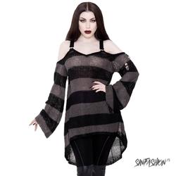 Sweter killstar joan knit tunic