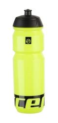 Bidon accent peak żółty fluo-czarny 750 ml