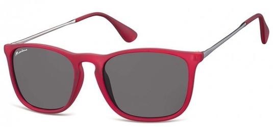 Okulary montana s34b przeciwsłoneczne czerwone