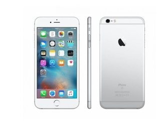 Apple iphone 6s 128gb silver  mkqu2pma