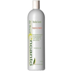 Encanto do brasil treatment keratyna do prostowania włosów 473ml