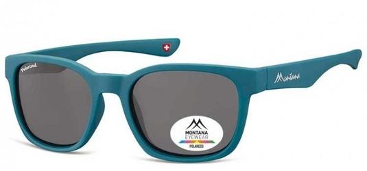 Okulary montana mp30d zielone nerdy polaryzacyjne