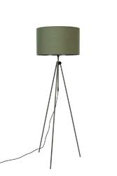 Zuiver :: lampa podłogowa metalowa lesley zielona