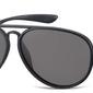 Okulary montana ms29 czarne pilotki aviator