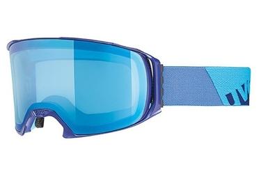 Gogle narciarskie uvex craxx fm niebieskie