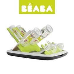 Składana suszarka do butelek i smoczków beaba - neon
