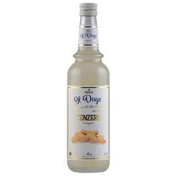 syrop barmański, do drinków imbir 700 ml