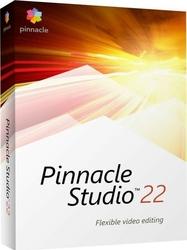 Corel Pinnacle Studio 22 Std PLML Box   PNST22STMLEU