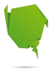 Tablica suchościeralna 01x 115 dymek origami