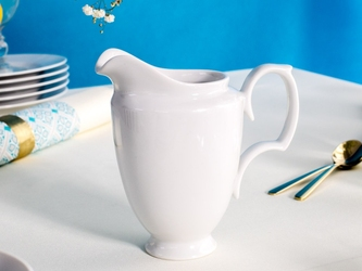 Mlecznik  dzbanek do mleka porcelana mariapaula biała 300 ml