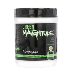 Controlled labs - green magnitude - 835g