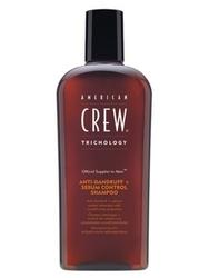 American crew męski szampon przeciwłupieżowy + kontrola sebum 250 ml