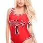 Bulls jednoczęściowy strój kąpielowy