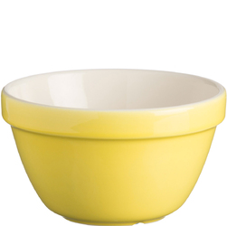 Miseczka ceramiczna do puddingu 0,9 Litra żółta Mason Cash 2001.826