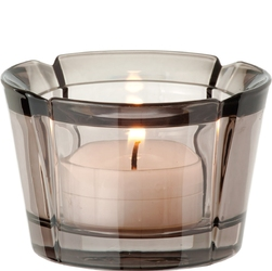 Świecznik na tealight rosendahl grand cru brązowy 35568