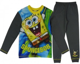 Spongebob piżama dla chłopca