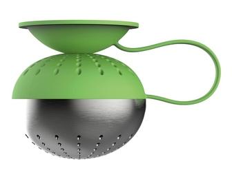 Zaparzacz do herbaty zielony magisso